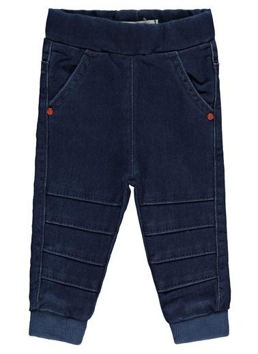 Civil Baby Kız Bebek Kot Pantolon Mavi